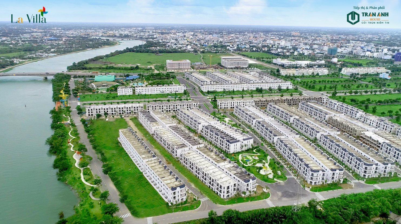La Villa Green City: Lá chắn xanh giữa lòng thành phố Tân An