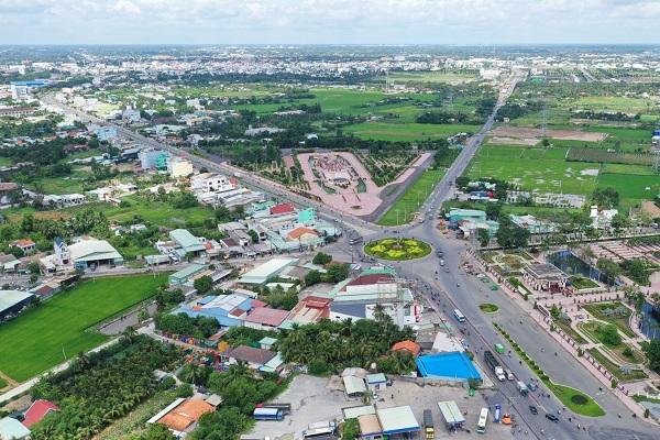 TP.Tân An được công nhận là đô thị loại II