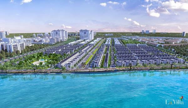 """Khát vọng về khu đô thị """"tầm vóc"""" trên vùng đất Long An"""