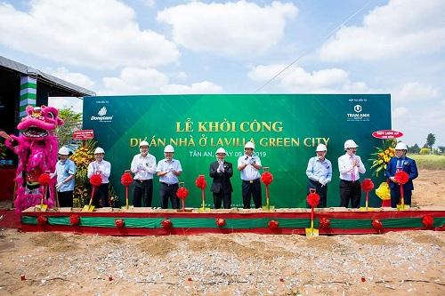 Lavilla Green City Tân An - Điểm sáng thu hút giới đầu tư
