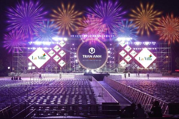Bắt mắt với sân khấu đêm đại nhạc hội chào xuân 2021 lớn nhất khu vực Đồng bằng Sông Cửu Long