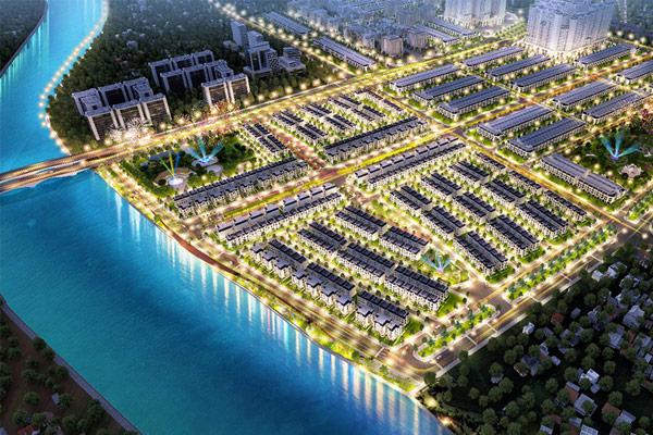 La Villa Green City, khu đô thị đáng sống bậc nhất trung tâm TP.Tân An