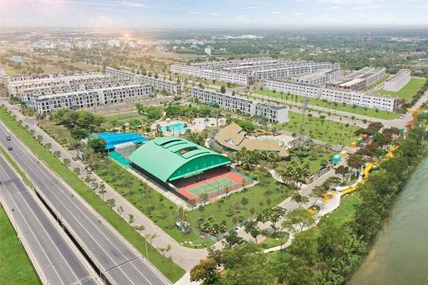 Người mua có thể vay đến 60% giá trị La Villa Green City