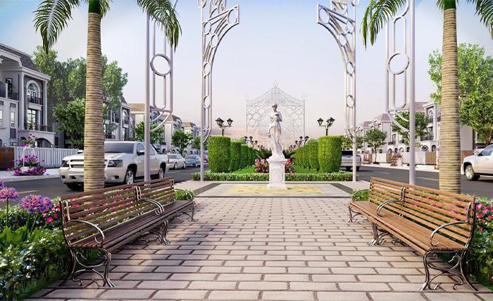 La Villa Green City